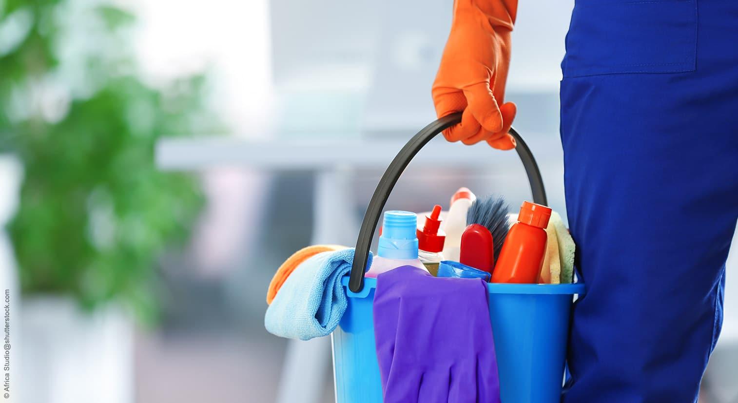 Reinigungs Fachkraft